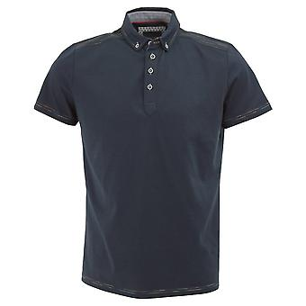 Guide London Contrast Shoulder Stitch Mens Polo