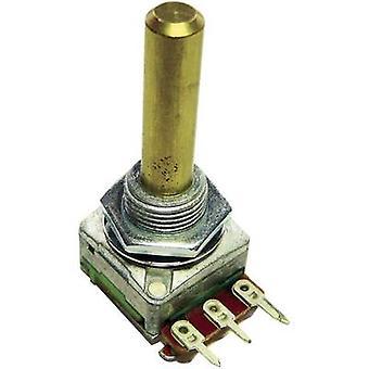 Potenciómetro 2162 serviço único gire o potenciômetro Mono 0.2 W 1 kΩ 1 computador (es)