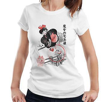 T-Shirt de femme Sumie Kikis Delivery Service