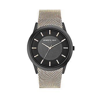 Kenneth Cole New Yorkin miesten kello rannekello ruostumaton teräs KC50566002