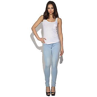 ONLY Ultimate Skinny Light Blue Jeans