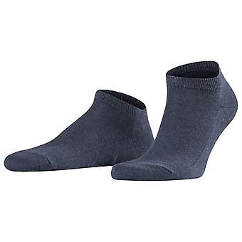 Falke Family Sneaker Socks - Navy Blue
