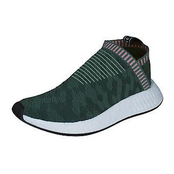 Adidas NMD_CS2 PK Primeknit dame undervisere / sko - grøn
