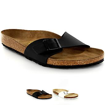 Unisex Adults Birkenstock Madrid Casual Birko-Flor Beach Summer Sandals