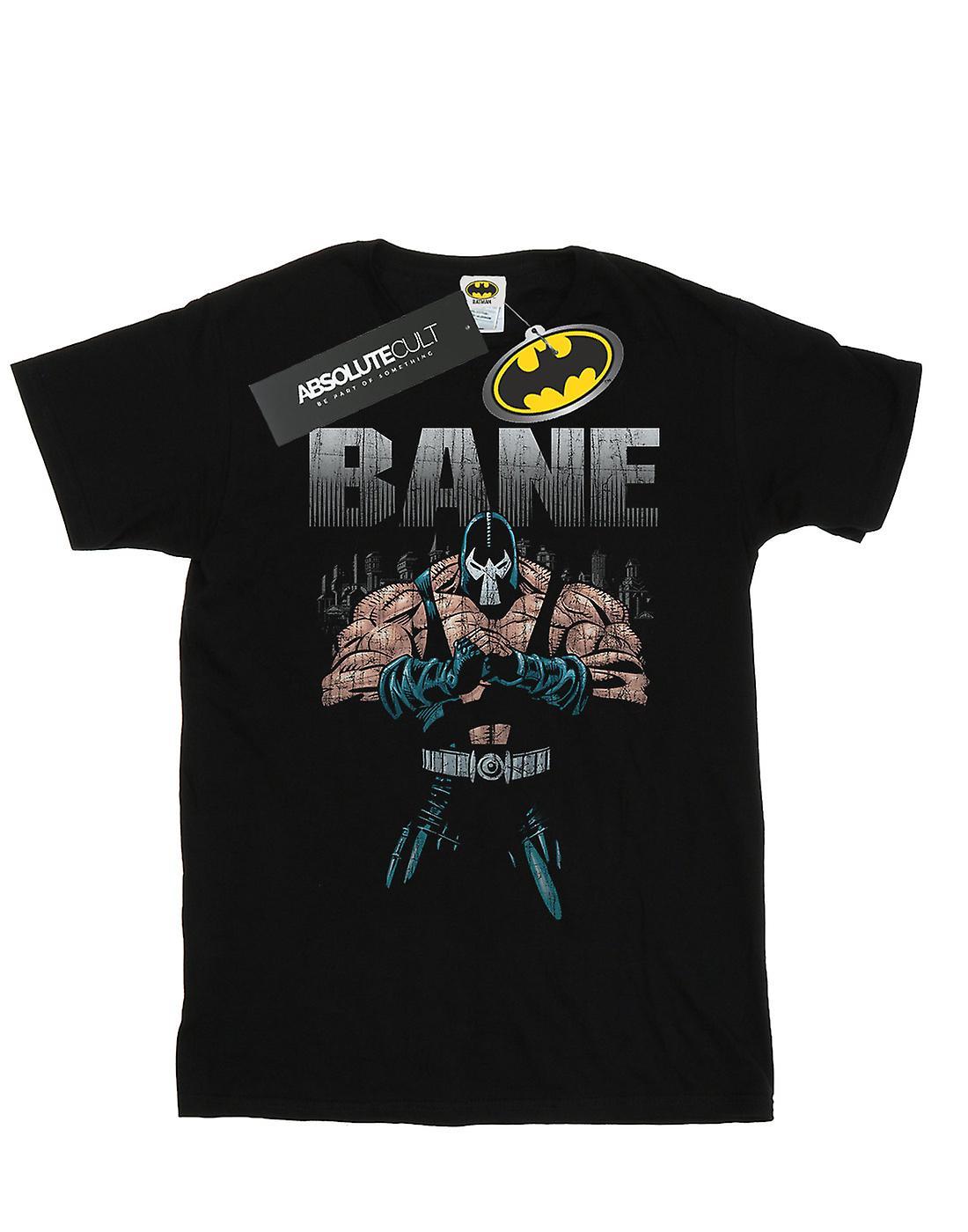DC Comics Women's Batman Bane Boyfriend Fit T-Shirt