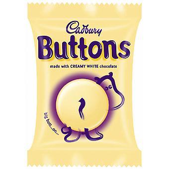Cadbury Dairy Milk White Chocolate Buttons