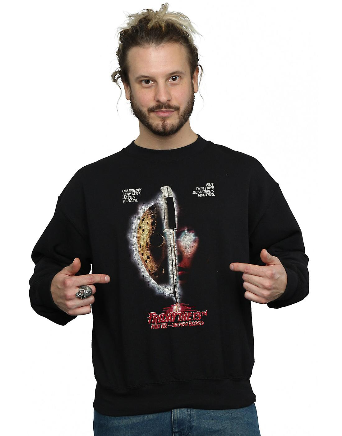 Friday The 13th Men's The New Blood Sweatshirt