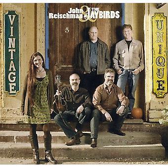 John Reischman & the Jaybirds - Vintage & Unique [CD] USA import