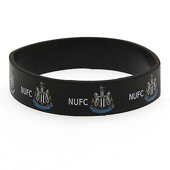 Newcastle United siliconen armband