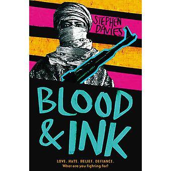 الدم والحبر من ستيفن ديفيز-كتاب 9781783442706