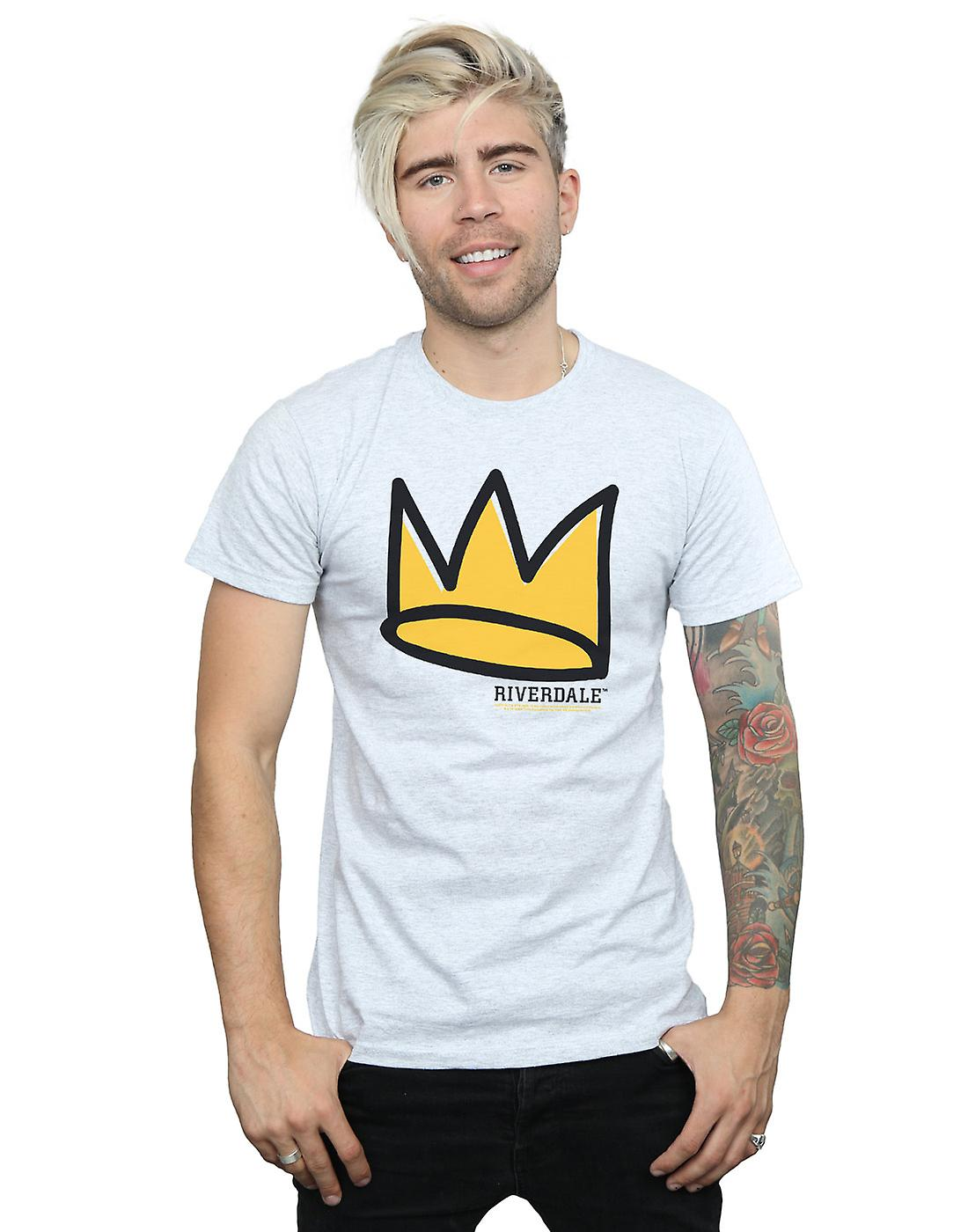 Riverdale Men's Jughead Hat Logo T-Shirt