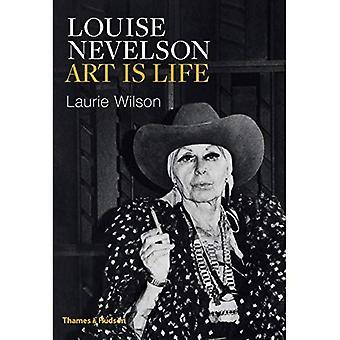 Louise Nevelson: Kunst ist Leben