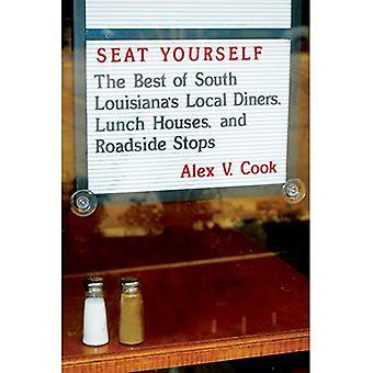 Sett deg: Best av Sør-Louisiana lokale Diners, lunsj hus og veikanten stopper