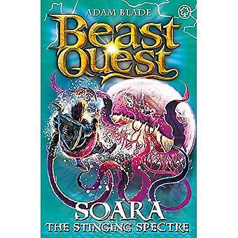 Soara de stekende Spectre: boek 96 (Beast Quest)