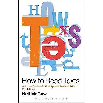 Comment lire les textes