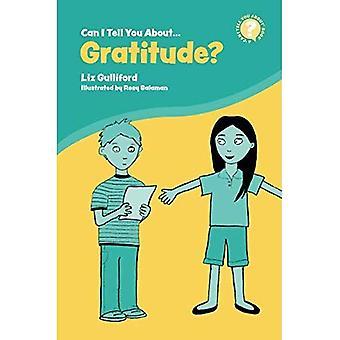 Posso dirvi riguardo alla gratitudine?: un'introduzione utile per tutti (posso dirti su...?)