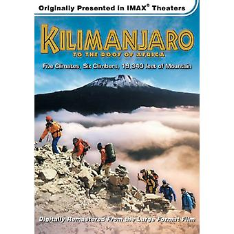 Kilimanjaro-to the Roof of Africa [DVD] USA import