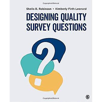 Gestaltung von Qualitätsfragen Umfrage