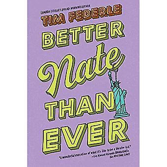 Nate beter dan ooit (Nate)