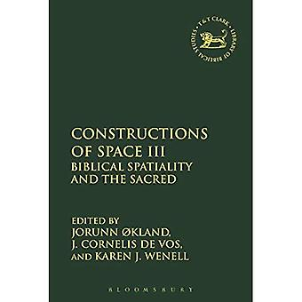 Constructions of Space III:� Biblical Spatiality and the Sacred (The Library of� Hebrew Bible/Old Testament Studies)