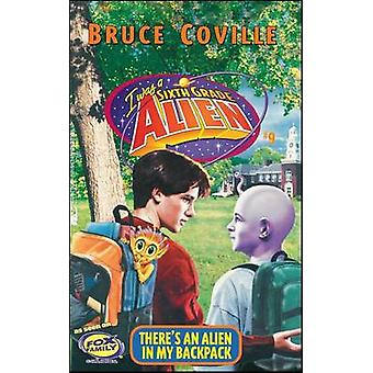 Theres an Alien in My Backpack by Coville & Bruce