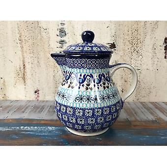 Kanne mit Deckel, Vol. 0,6 l, ↑ 16 cm, Marrakesch, BSN A-0569