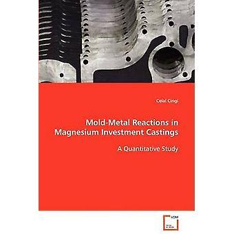 Cingi ・ Celal によるマグネシウムインベストメント鋳物に MoldMetal 反応
