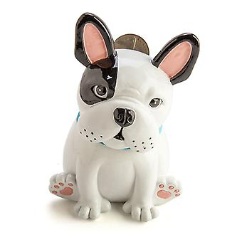 French Bulldog Money Bank