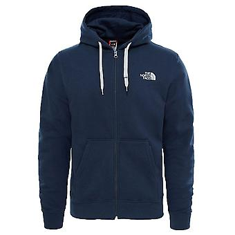 The North Face Mens Open Gate Full Zip Hoodie Urban