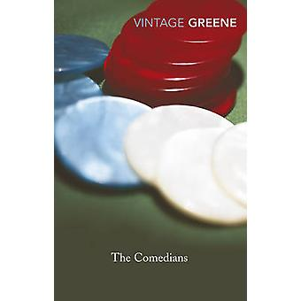 The Comedians by Graham Greene - Paul Theroux - 9780099478379 Book