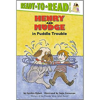 Henry and Mudge in Puddle Trouble by Cynthia Rylant - Sucie Stevenson