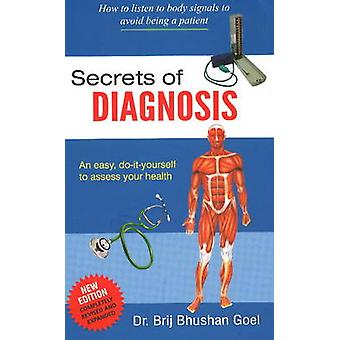 Secrets of Diagnosis by Brij Bhushan Goel - 9788120779952 Book
