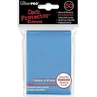 Terrific Ultra Pro Deck Protector Sleeves for Gaming Cards blue SINGLE PACK
