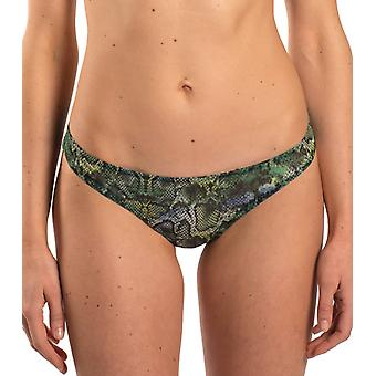 Kiniki Havana Tan Through Bikini Brief