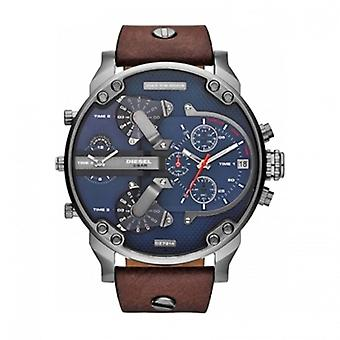 Diesel Mr. Daddy 2.0 Blue Watch DZ7314