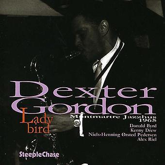 Dexter Gordon - Ladybird [CD] USA import