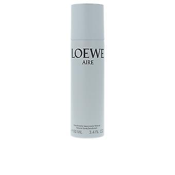 Loewe Aire deo spray 100 ml para mulheres