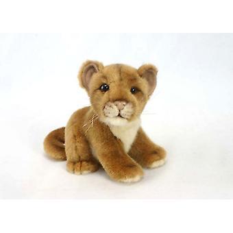 Hansa Cuddle peluche cucciolo di leone