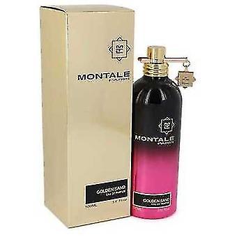 Montale Golden Sand Von Montale Eau De Parfum Spray (unisex) 3.4 Oz (Frauen) V728-542515