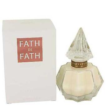 Fath De Fath By Jacques Fath Body Lotion 3.4 Oz (women) V728-535582