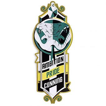 Harry Potter Bookmark Slytherin