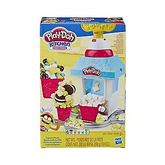Play-Doh Kitchen Creations festa pipoca