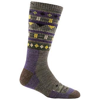 Darn Tough Taupe Womens Trail Magic Boot Sock