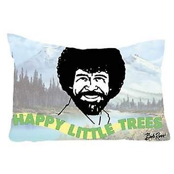 Poduszka-Bob Ross-Happy Little Trees nowe pil2-Ross-Trees