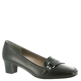 ARRAY Womens Darcy Leather Square Toe Classic Pompes