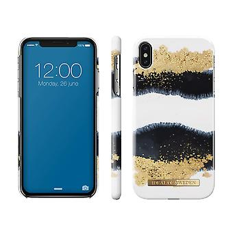 iDeal Of Sweden iPhone XS Max-Gleaming Licorice