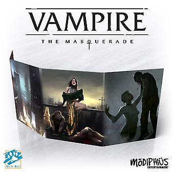 Vampire The Masquerade Storyteller Screen