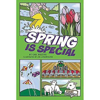 La primavera es especial