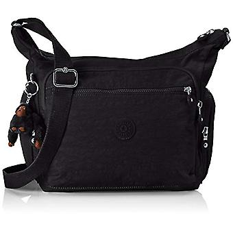 Kipling Cages - Black Women's Shoulder Bags (True Black) 23x40x27 cm