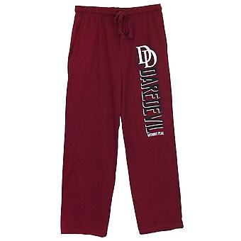 Daredevil senza paura Unisex Pajama Pantaloni